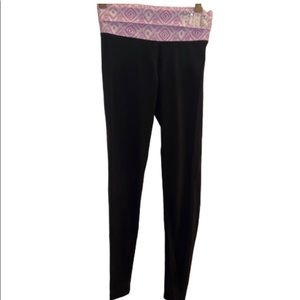 Victoria's Secret PINK full length leggings Bling